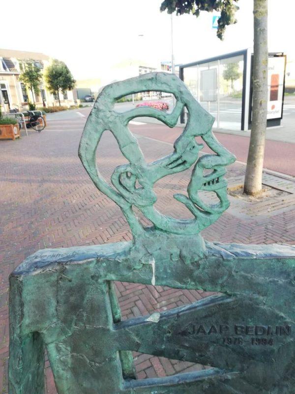 jola tours schnipseljagd detail noordwijk hoofdstraat